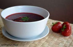 Strawberry-cherry jelly #zapachapetytu #foodblog #polishgirl #dessert