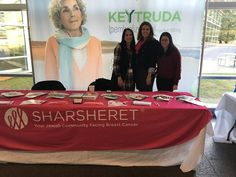 Thank you Merck for including us in your Employee Breast Cancer Awareness Day!