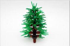 Tree Technique | ReBrick | From LEGO Fan To LEGO Fan