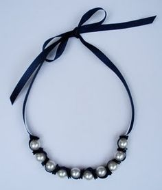 Boden Necklace Knockoff Tutorial