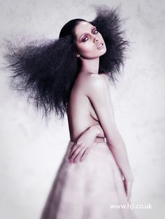 Editorial Hair, Beauty Editorial, Fantasy Hair, Fantasy Makeup, Dip Dye Hair, Dip Dyed, Dyed Hair, Flame Hair, Fashion Photography Inspiration