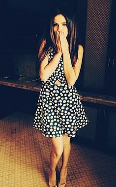 Selena Gomez's Dream Out Loud back to school style!