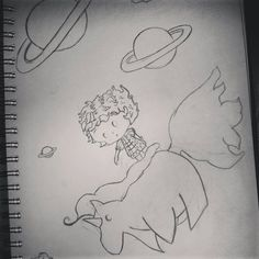 The asteroid b612 was an unicorn in true. ..petit prince