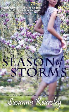 Susanna Kearsley  - Season of Storms / #awordfromjojo #Historicalfiction #Romance #PennyVincenzi