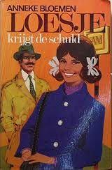 De serie van Loesje vond ik vroeger geweldig. Eigenlijk alle series van Anneke Bloemen.
