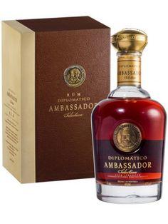 Diplomatico Ambassador Selection Cask Strength Rum 750ml