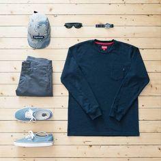 Mens Clothing Ideas – Stylish Mens Clothes That Any Guy Would Love Hype Clothing, Clothing Staples, Mens Clothing Styles, Clothing Ideas, Mode Masculine, Trendy Boy Outfits, Casual Outfits, Stylish Men, Men Casual