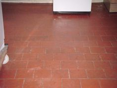Sealing Quarry Tiled Floors Cleaning And Sealing within sizing 1024 X 768 Old Red Quarry Floor Tiles - After that, keep placing the tiles beside each other Cleaning Tile Floors, Quarry Tiles, Kitchen Flooring, Tile Flooring, Hard Floor, Floor Design, Red, House, Polish
