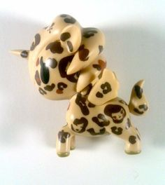 "CHEETAH Unicorno Series 2 Designer Vinyl Mini Figure by Tokidoki. $8.41. Height: 2.5"". Medium: Vinyl. Designer: tokidoki. Edition: Limited. This is the CHEETAH vinyl figure from the Unicorno Series 2 by Tokidoki. The figure stands 2.5"" tall and is brand new (box and inner bag has been opened to identify the correct figure)."