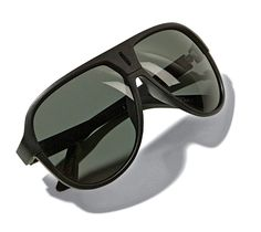 Dragon E. Sunglasses Dragon claims its E. shades are the first made with 100 percent renewable materials — a perfect balance of style and substance. Dragon Sunglasses, Ski Fashion, Fashion Trends, Winter Accessories, Fashion Watches, Skiing, Style Watch, My Style, Product Design