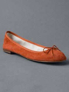 Shop Gap's Cinch ballet flats: Rich suede in a range of pretty colors. The bows can be adjusted for a perfect fit.,Self tie at top to adjust fit.,Rubber sole and short stacked heel. Shoes Too Big, Red Shoes, Baby Kids Clothes, Clothes For Women, Stylish Shoes For Women, Spring Maternity, Best Flats, Gap Women, Shoe Collection