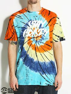 #Shake #Junt #Beasley Stay Crispy #tshirt Tie Dye $26.99