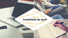 Unsere aktuellen Netzfundstücke im April mit aktuellen Themen zu #ContentMarketingExpertinnen, #Twitter, #Newsjacking, #Podcasts und #Blogs sowie Tipps und Tricks zur #Suchmaschinenoptimierung, #Plugins, #InstagramFollowern und besseren #Onlinetexten.   #Agenda Surfing #Blog #Bloggen #Content Marketing #facebook #Influencer Marketing #Instagram #Newsjacking #Online PR #Plugin #Podcast #Social Media #Suchmaschinenoptimierung #Twitter