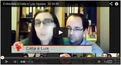 O Luís sempre mexeu com dinheiro, e continua a mexer, a diferença é que agora o dinheiro é dele! Vê o video aqui: http://blog.edgareteresa.com/blog/entrevista-a-ctia-e-lus-geadas
