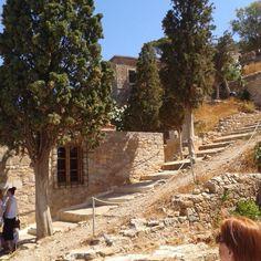 #Spinalonga, #Crete Photo credits: @goggi50