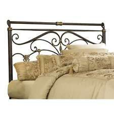 Fashion Bed Group Lucinda Marbled Russet Queen Headboard - B12835