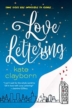 Buy Love Lettering: A Witty and Heartfelt Love Story by Kate Clayborn and Read this Book on Kobo's Free Apps. Discover Kobo's Vast Collection of Ebooks and Audiobooks Today - Over 4 Million Titles! Good New Books, This Book, Kensington Books, Books To Read, My Books, Reading Books, Reading Lists, Free Books, Custom Journals