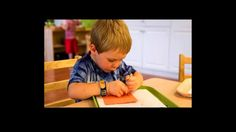 an excellent TEDx talk about why young children should start education in a Montessori school.