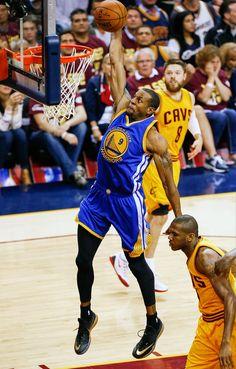 Andre Iguodala : Must-see NBA Finals photos