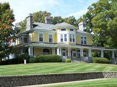 Historic Home Monford Neighborhood of Asheville, NC