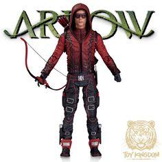 "ARSENAL - ARROW TV Series 7"" Action Figure - DC Collectibles CW PREORDER W3 #DCCollectibles"
