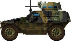 VBL (бронеавтомобиль) - Panhar General Defence Véhicule blindé léger (фр. Véhicule Blindé Léger — «лёгкая бронированная машина», сокращённо VBL) — французский бронеавтомобиль, разработанный компанией Panhard General Defence в середине 1980-х годов.