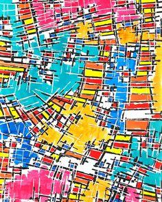 "Linofiori on Instagram: ""STIMULUCIFER Acrylics on paper 50*65cm . . . . . . . . #astratto #pitturacontemporanea #pittore #denbosch #zuidholland #kunstwerk #kunst…"" Abstract Expressionism, Acrylics, 50th, Paper, Instagram, Kunst, Acrylic Nails, Acrylic Nail Designs"