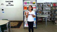 """O poema """"Brasil meu país"""", da protagonista Beatriz Ribeiro, da E.E. Osvaldo Ramos, da diretoria de ensino de Jales (SP), foi um dos Slams vencedores do Circuito."""