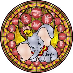Afbeelding van http://fc07.deviantart.net/fs70/f/2011/279/1/8/dumbo_stained_glass_by_maleficent84-d4c12tu.png.