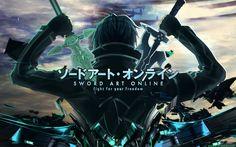 Danza de espadas negra y blanca - Kirito // Sword Art Online