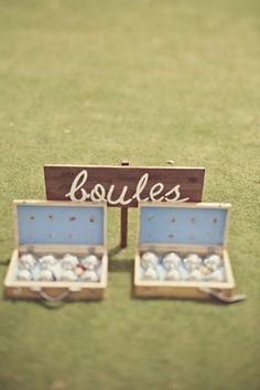 Animation de mariage champêtre - Des animations de mariage pour une journée inoubliable - Elle