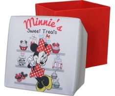 Taburet depozitare Minnie Minnie Mouse, Retail Packaging, Mousse, Sweet Treats, Home And Garden, Ebay, Toys, Disney, Magick