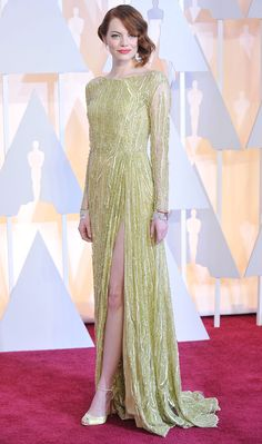 Emma Stone (87th Annual Academy Awards)