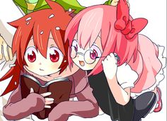 Happy Tree Friends flaky and giggles