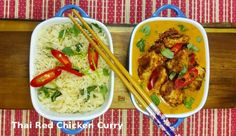 20150926_172255(1) Thai Red Chicken Curry, Hottest Curry, Shrimp Paste, Red Curry Paste, Fresh Coriander, Thai Recipes, How To Cook Chicken, Food Processor Recipes, Menu