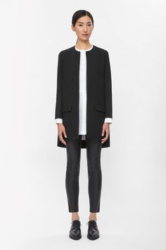 COS | Round-neck blazer