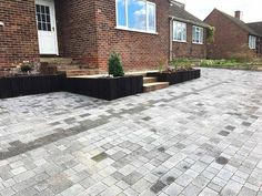 10 Best Transformation of a Sloping Driveway in Oxford images in 2018