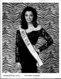 Chelsi Smith, Miss USA 1995 (Texas)...went on to win Miss Universe 1995