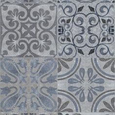 Porcelanosa antique blue