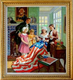 frank bensing | Original Art For Sale: Advertisements Illustrations