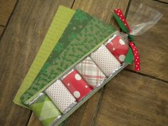 Christmas Party Favor Kit//Hershey Nugget Wrapper Kit