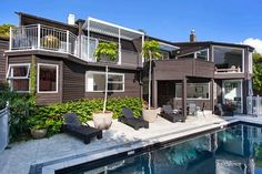 pool side - 196A Orakei Rd, Remuera Unlimited Potential Real Estate