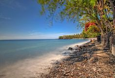 Tulamben beach by Nathalie Stravers on 500px