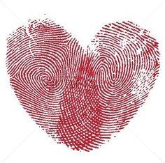 thumbprint+tatoos | Fingerprint tattoo with my parent's fingerprints