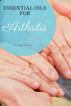 If you or someone you love suffers from Arthritis, you will want to read this post on Essential Oils for Arthritis so that you can end arthritis pain naturally.