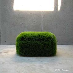 59 Living Designs - From Astroturf Lounge Chairs to Real Magic Bean Stalks (CLUSTER)