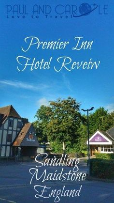 Premier Inn Sandling Maidstone Kent Hotel Review. We stayed at this Premier Inn whilst visiting relatives in Kent. Here is what we thought!