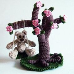 A Day in the Park amigurumi pattern by Tilda & Filur