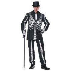 Bone Daddy Halloween Costume for Men