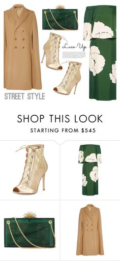 """""""Lace it up"""" by dorinela-hamamci ❤ liked on Polyvore featuring Gianvito Rossi, TIBI, Charlotte Olympia, Alexander McQueen, laceup, polyvorecontest and polyvoreditorial"""